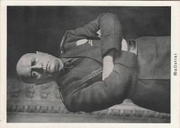 3, Reich Mussolini - Personaggi