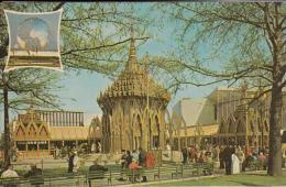 Thailand Pavilion - New York World´s Fair 1964-1965 - Expositions