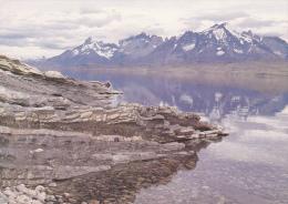 Chile-Lago Sarmiento Y Cordillera Paine - Chile