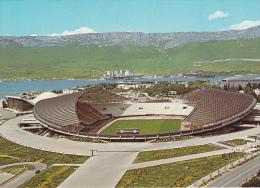 Yugoslavia--Split--1981--Stadion I Kompleks Bazena-- - Estadios
