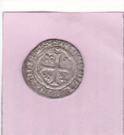 FRANCE @ LOUIS XII 1498 - 1514 Grand Blanc à La Couronne  Coquille St Jacques Dijon - Argent  @ 2 Photos - 987-1789 Monnaies Royales