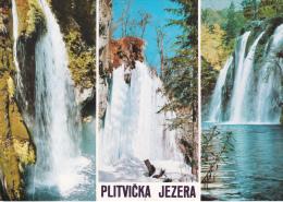 Yugoslavia--Plivicka Jezera--National Park Plitvice - Yugoslavia