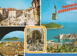 Yugoslavia--Pozdrav Iz Dubrovnic - Yugoslavia