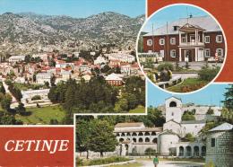 Yugoslavia-Cetinje - Yugoslavia