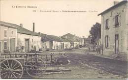 VELAINE-sous-AMANCE - Une Rue - France