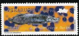 "BRAZIL #2638 - Fauna Of The Amazon - Fish  "" Pirarucu ""  - Mint - Brasile"