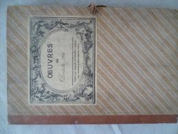 Livre Ancien - OEUVRES DE DENTELLES 1903 - RARE - Armand Guerinet - Books, Magazines, Comics