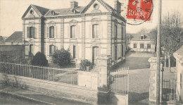 N N 288 /C P A   -EVREUX   (27) ECOLE DE LA MADELEINE - Evreux