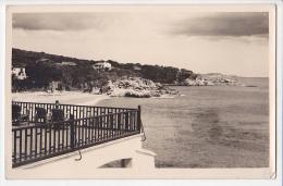 Spain Hotel Playa Aro Costa Brava Tarjeta Postal  Real Photo Vintage Original  Postcard Cpa Ak (W3_2027) - Hoteles & Restaurantes