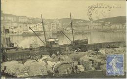 CPA  PORT VENDRES, Vue Générale Du Port  8364 - Port Vendres