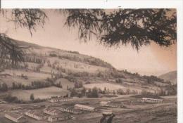 CHANTIERS DE LA JEUNESSE  GROUPEMENT N° 40 MURAT (CANTAL) GROUPE N° 2 VUE GENERALE D'ALBEPIERRE - Weltkrieg 1939-45
