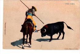 Mexico Bullfight Una Vara