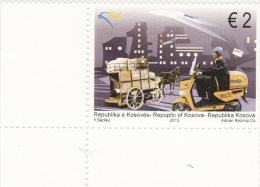 2013 Kosovo - Veicoli Postali - Other (Earth)