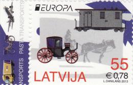 2013 Lituania - Diligenza Postale - Trasporti