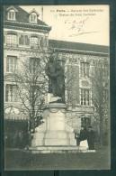 N° 52 - Paris  - Square Des épinettes , Statue De Jean Leclaire - Bcy78 - France