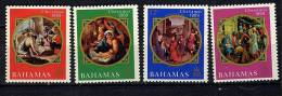 Bahamas Y&T 283/86 ** - Bahamas (1973-...)