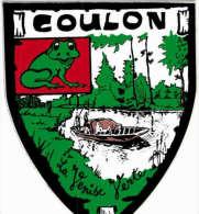 Autres Collections -  Autocollant / Sticker-  Coulon - Stickers