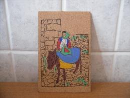 Cartolina Sardegna Costumi Sardi Viaggiata Costume Sardo Sassari. - Italia