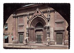 Y612 Pesaro - Facciata Della Chiesa Di Sant'Agostino / Non Viaggiata - Pesaro