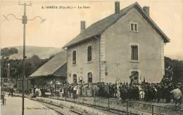 : Réf : G-13-1512 : Osséja La Gare - France