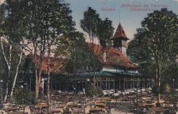 AK Bremen Kaffeehaus Am Emmasee (Bürgerpark) Gelaufen 18.7.17 - Bremen