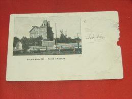 FROIDCHAPELLE  - Villa  Claire  -  1905  -  (abîmée) - Froidchapelle