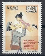 130604901  PERU  YVERT  Nº  816 - Peru