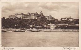 Hungary Budapest Kiralyi var The Royal Castle