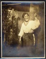 Japan ± 1935, Photo Of A Unknown Woman - Anonieme Personen