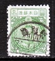 Japan 188  (o)  Wmk Zig Zag - Japan