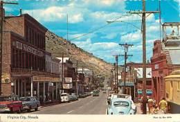 CPSM Virginia City    L1359 - Etats-Unis