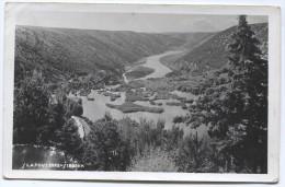Croatia - ŠIBENIK, Sibenik, Dalmazia, Krka River, Waterfalls, 1940. - Croazia