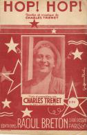 7269 - Charles Trenet     Hop! Hop! - Partitions Musicales Anciennes