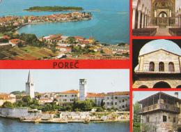 Yugoslavia--Porec--1984--vistas Varias--a, Thoune, Suiza - Yugoslavia