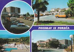 Yugoslavia--1985--Pozdrav Iz Poreca--a, Thoune, Suiza - Yugoslavia