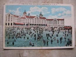 USA - NY -Long Island - Long Beach  -Lido Club Hotel     D106271 - Long Island