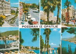 Yugoslavia--Pozdrav Iz Opatije--1978-Cachet--Opatija--a, Brienz, Suiza - Yugoslavia
