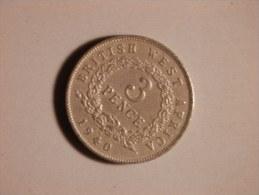 3 Pence 1940 KN British West Africa - Kolonien