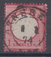 DR Minr.19 Gestempelt Arnsberg 1.1.74 - Allemagne