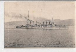 "MARINE DE GUERRE  Toulon ""le Diderot"" Cuirassier - Warships"