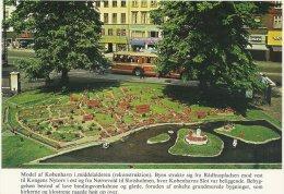 Copenhagen City Museum-  Denmark  Model Of Copenhagen In The Middle Ages.    # 0800 - Museos