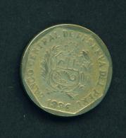 PERU - 1996 50c Circ. - Peru