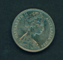 AUSTRALIA - 1980 10c Circ. - 10 Cents