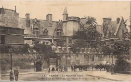 PARIS LE MUSEE DE CLUNY CPA NO 58 ANIMEE - Musea
