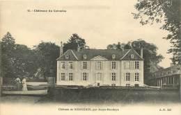 Juill13 991 : Bernières  -  Château  -  Juaye-Mondaye - France