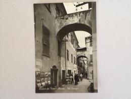RIVIERA DEI FIORI ALASSIO UN CARUGIO VIAGGIATA DEL 1959 - Italien