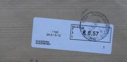 België 2013 Oudergem 1160 - Prior Klein - Nr. 1 (fragment 114 X 228 Mm) - Automatenmarken (ATM)