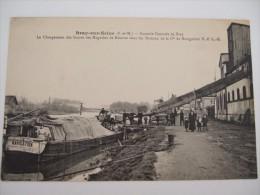 BRAY SUR SEINE Sucrerie Centrale De Bray - Le Chargement - Bray Sur Seine