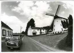 GRAND-LEEZ ~ GEMBLOUX (Namur) - Molen/moulin - Moulin Defrenne En 1975. Photo Véritable 10x14cm. (glacée) - Lieux