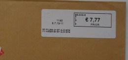 België 2013 PP Press SH St Alix SPW 1150 - Logo Bpost (fragment 114 X 228 Mm) - Automatenmarken (ATM)